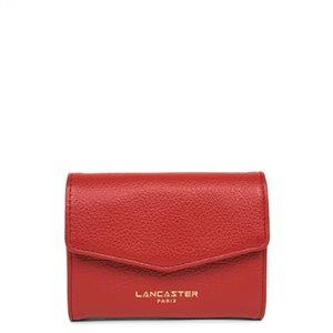 Porte monnaie cuir dame Lancaster