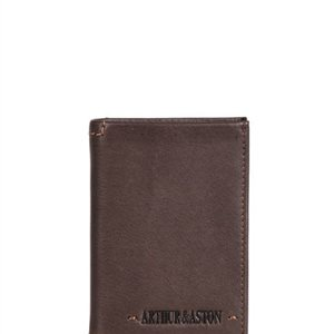 Porte carte cuir Arthur et Aston